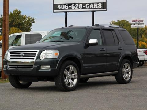 2010 Ford Explorer for sale in Lovell, WY