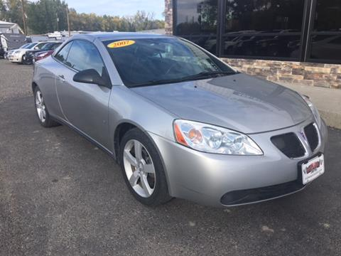 2007 Pontiac G6 for sale in Lovell, WY