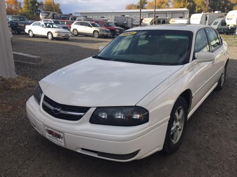 2004 Chevrolet Impala for sale in Lovell, WY
