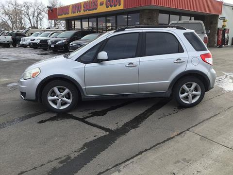 2008 Suzuki SX4 Crossover for sale in Lovell, WY