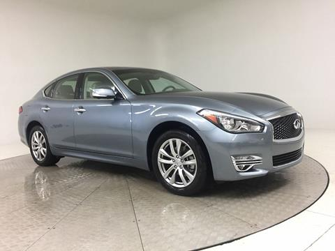 2018 Infiniti Q70 for sale in Lovell, WY