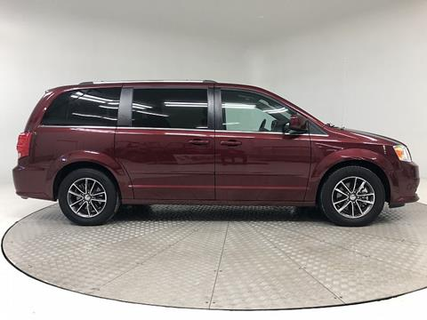 2017 Dodge Grand Caravan for sale in Lovell, WY