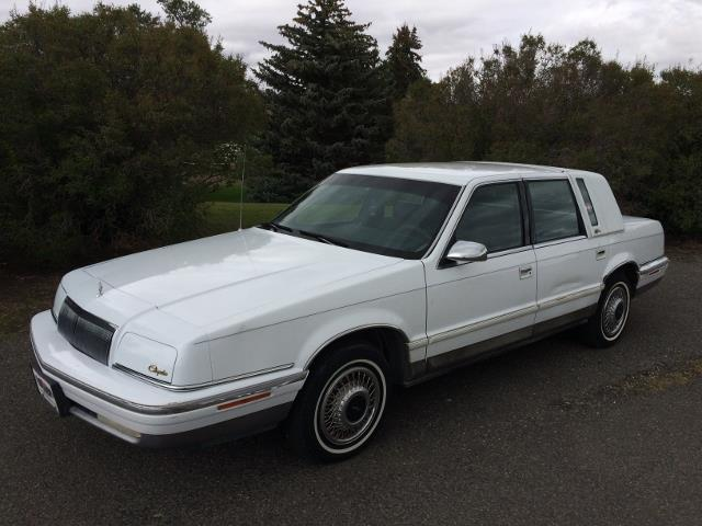 1992 chrysler new yorker for sale cargurus for 1992 chrysler new yorker salon