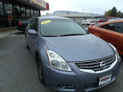 2012 Nissan Altima for sale in Lovell, WY