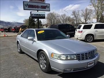 2002 Cadillac Seville for sale in Lovell, WY