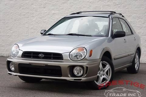 2003 Subaru Impreza for sale in Philadelphia, PA