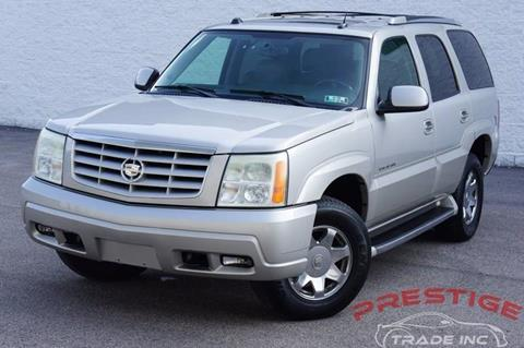 2004 Cadillac Escalade for sale in Philadelphia, PA