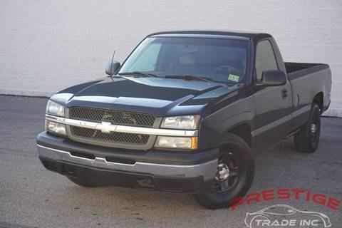 2003 Chevrolet Silverado 1500 For Sale Carsforsale Com