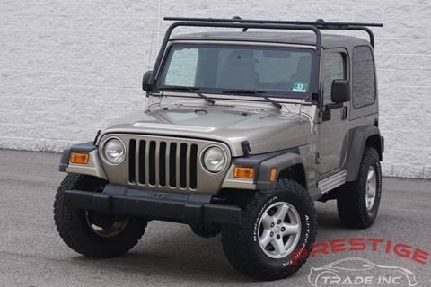 2006 Jeep Wrangler for sale in Philadelphia, PA