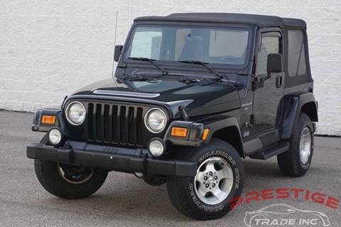 2001 Jeep Wrangler for sale in Philadelphia, PA