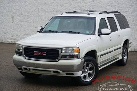 2003 GMC Yukon XL for sale in Philadelphia, PA