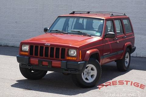 1999 Jeep Cherokee for sale in Philadelphia, PA