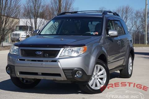 2011 Subaru Forester 2.5X Limited for sale at Prestige Trade Inc in Philadelphia PA