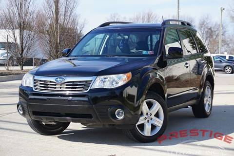 2010 Subaru Forester 2.5X Limited for sale at Prestige Trade Inc in Philadelphia PA
