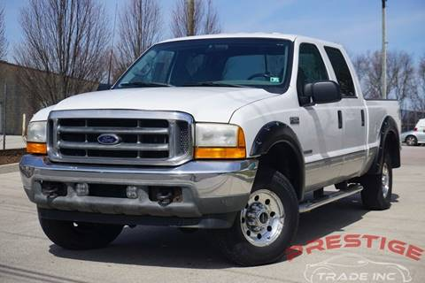 2001 Ford F-250 Super Duty XLT for sale at Prestige Trade Inc in Philadelphia PA