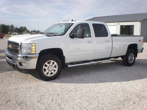 2012 Chevrolet Silverado 3500HD for sale in Auburn, IL