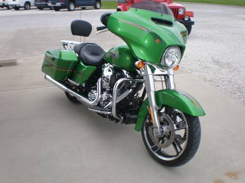 2015 Harley-Davidson Street Glide for sale in Auburn, IL