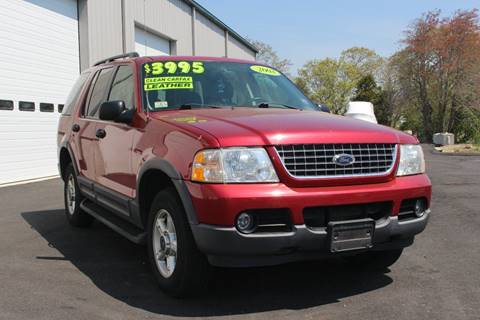 2003 Ford Explorer for sale in Hyannis, MA