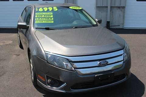 2010 Ford Fusion for sale in Hyannis, MA