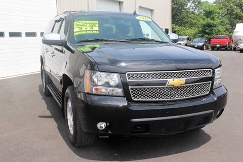 2012 Chevrolet Suburban for sale in Hyannis, MA