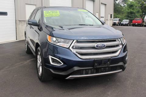 2017 Ford Edge for sale in Hyannis, MA