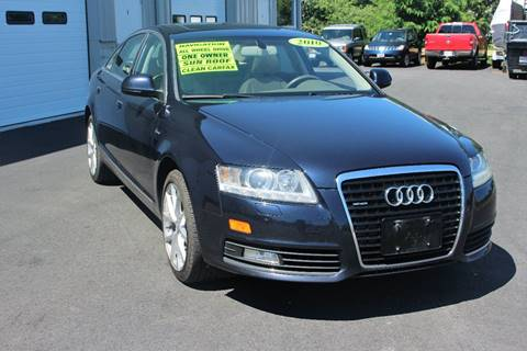 2010 Audi A6 for sale in Hyannis, MA