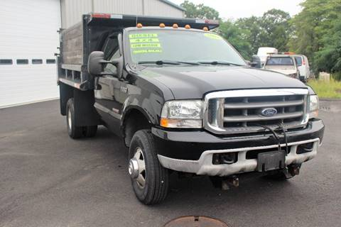 2004 Ford F-350 Super Duty for sale in Hyannis, MA