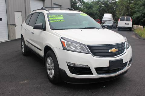 2014 Chevrolet Traverse for sale in Hyannis, MA