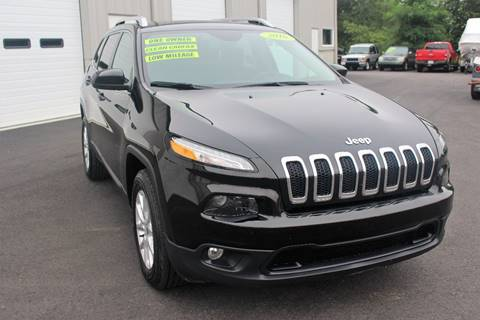 2016 Jeep Cherokee for sale in Hyannis, MA