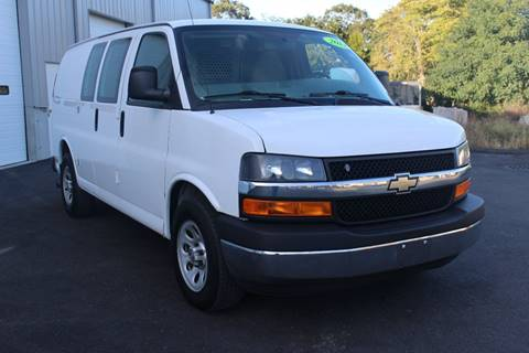 2014 Chevrolet Express Cargo for sale in Hyannis, MA
