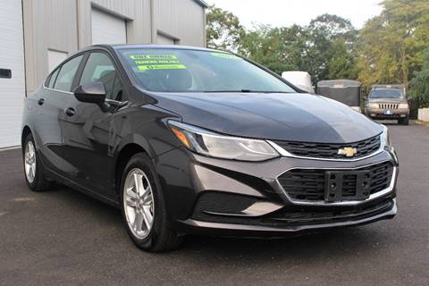 2017 Chevrolet Cruze for sale in Hyannis, MA