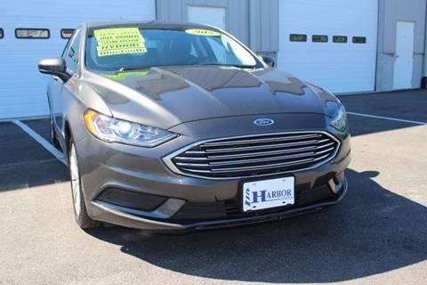 2018 Ford Fusion Hybrid for sale in Hyannis, MA
