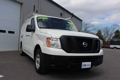 2015 Nissan NV Cargo for sale in Hyannis, MA