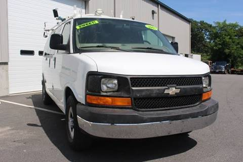 2008 Chevrolet Express Cargo for sale in Hyannis, MA