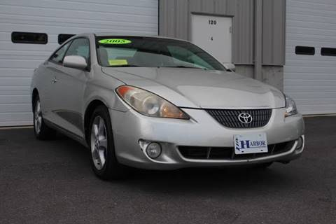 2005 Toyota Camry Solara for sale in Hyannis, MA