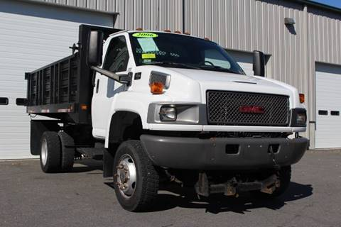 2006 GMC C4500 for sale in Hyannis, MA