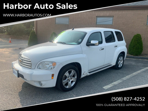 2007 Chevrolet HHR for sale at Harbor Auto Sales in Hyannis MA