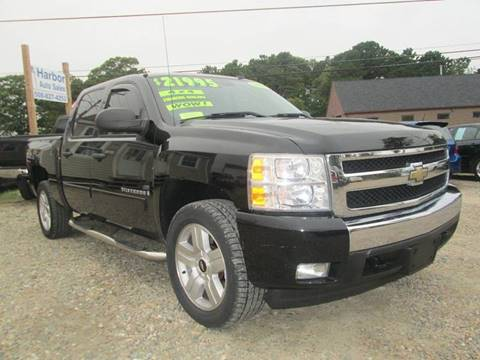 2008 Chevrolet Silverado 1500 for sale at Harbor Auto Sales in Hyannis MA