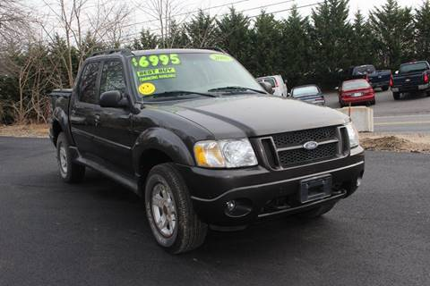 2005 Ford Explorer Sport Trac for sale in Hyannis, MA