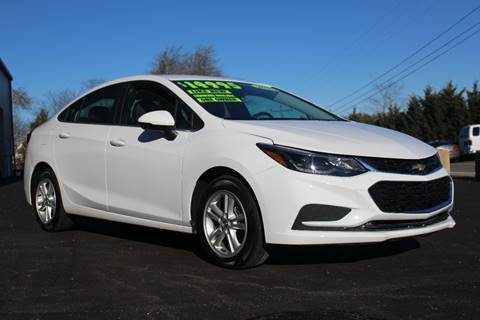 2016 Chevrolet Cruze for sale in Hyannis, MA