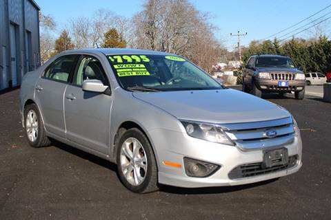 2012 Ford Fusion for sale in Hyannis, MA