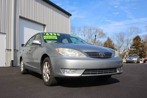 2005 Toyota Camry for sale in Hyannis, MA