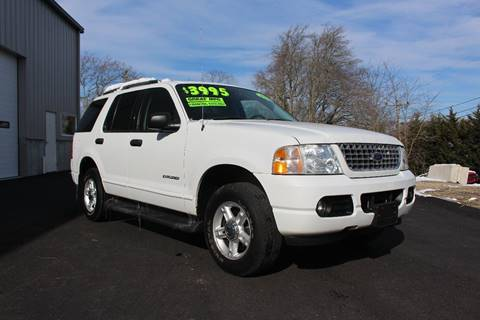 2004 Ford Explorer for sale in Hyannis, MA