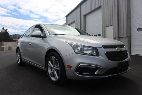 2015 Chevrolet Cruze for sale in Hyannis, MA