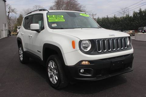 2016 Jeep Renegade for sale in Hyannis, MA