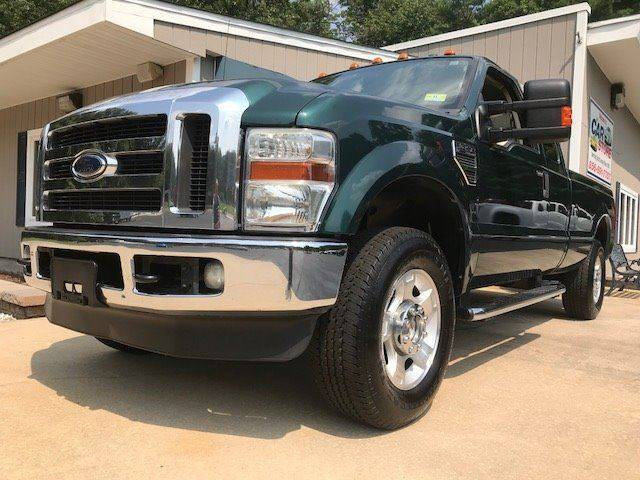 ford f 250 4x4 2009