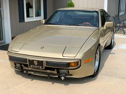 1984 Porsche 944 For Sale In Vineland Nj