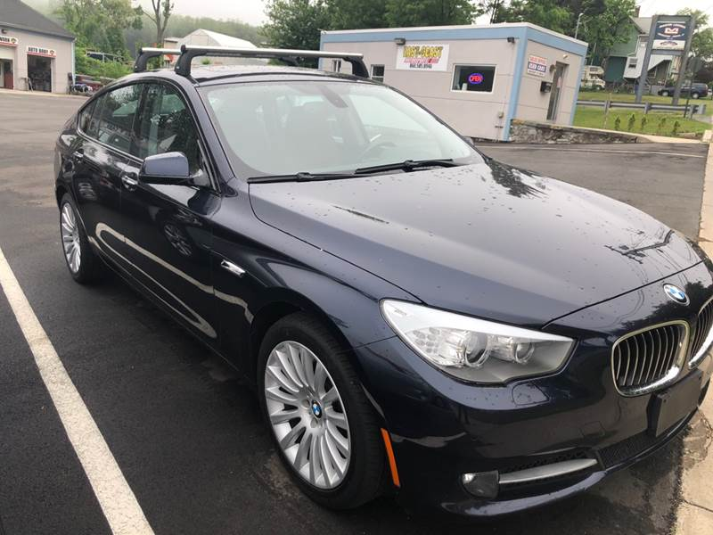 2010 Bmw 5 Series 535i Gran Turismo 4dr Hatchback In Bristol CT