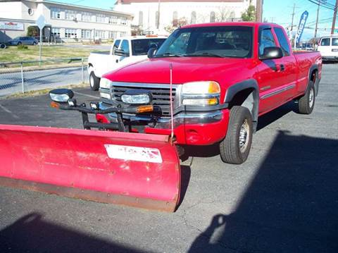 2003 GMC Sierra 2500HD for sale in Dundalk, MD
