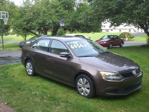 2012 Volkswagen Jetta for sale in Carlisle, PA